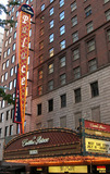<p>Cadillac Palace Theatre (Chicago) – Front Facade</p>