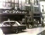 Le Rose Theatre, circa 1954