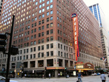 Cadillac Palace Theatre (Chicago) - Front Facade