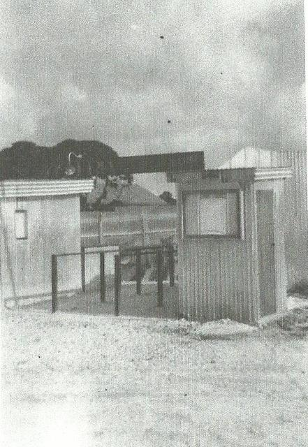 R.A.F Christmas Island Astra Cinema