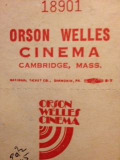 Orson Welles Cinema