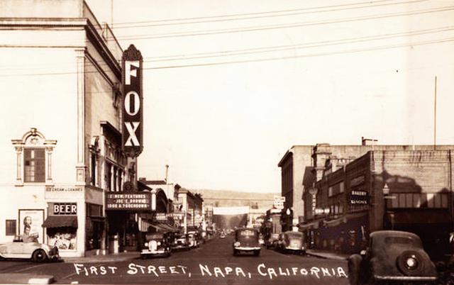 Fox Napa 1940's