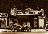 Oak Park (later Guild) Theatre 1942