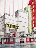 Esquire Grand Opening 1940