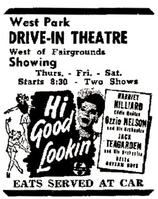 West Park Drive-In