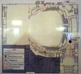 Ford Center (Oriental Theatre), Chicago - plan of loge level