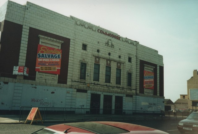Commodore Picture House