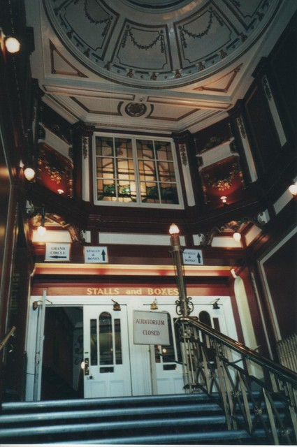 Bristol Hippodrome Theatre