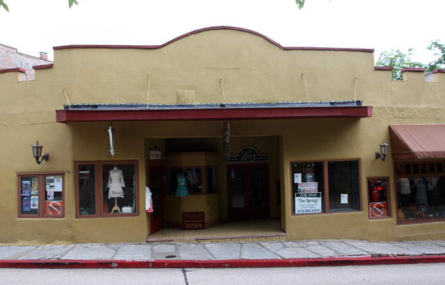 Roxy Theatre, Eureka Springs, AR