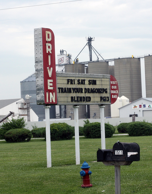 Sky View Drive-In, Litchfield, IL