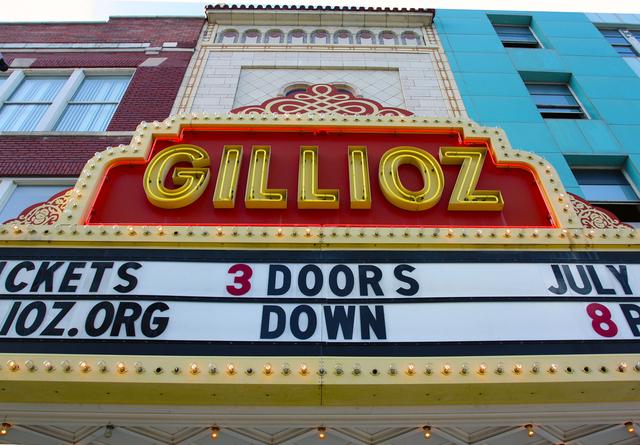 GilliozTheatre, Springfield, MO