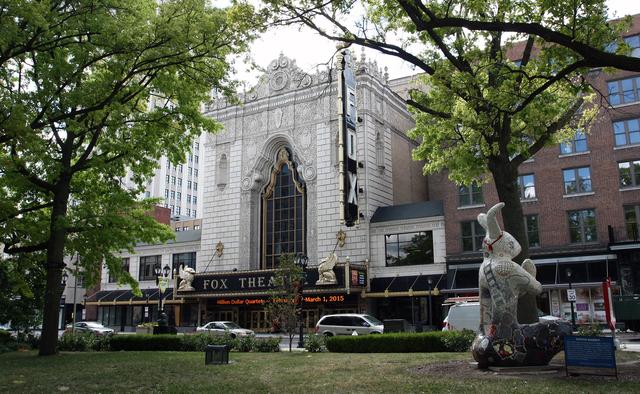 Fox Theatre, St. Louis, MO