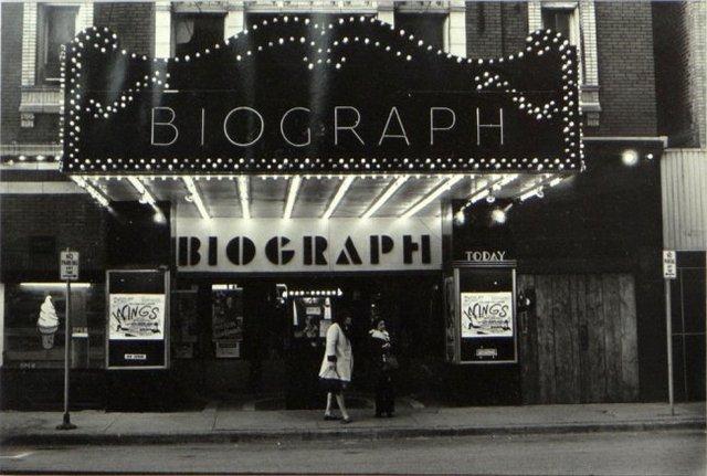 Biograph Theatre, 1971