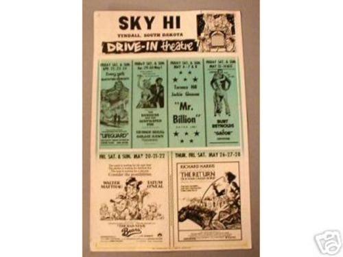 Sky Hi Drive-In