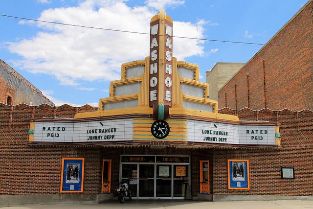 Washoe Theater