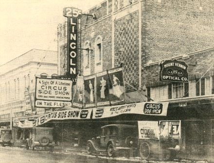 Grand Opening in 1926.