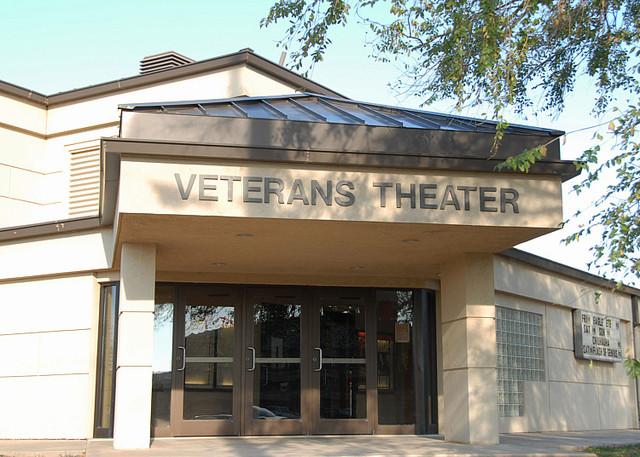 Veterans Altus Air Force Base Theater