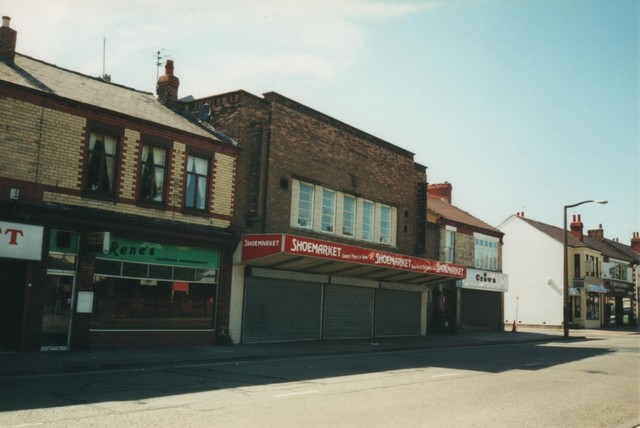 Liscard Palace Cinema