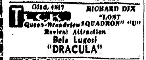 Teck Theatre listing