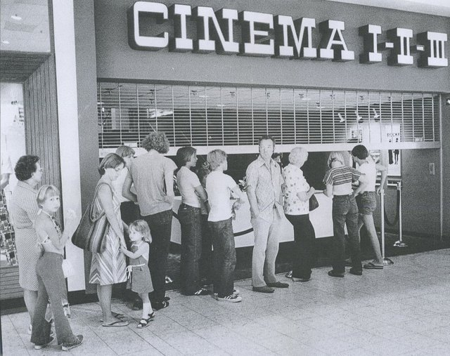 Randall Park Mall Cinema