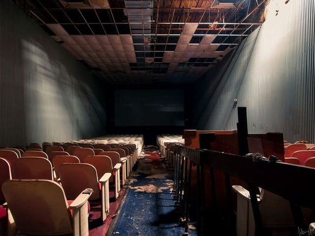 Randall ParK Mall Cinema 2014