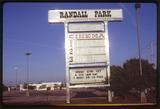 Randall Park Mall Cinema Marquee