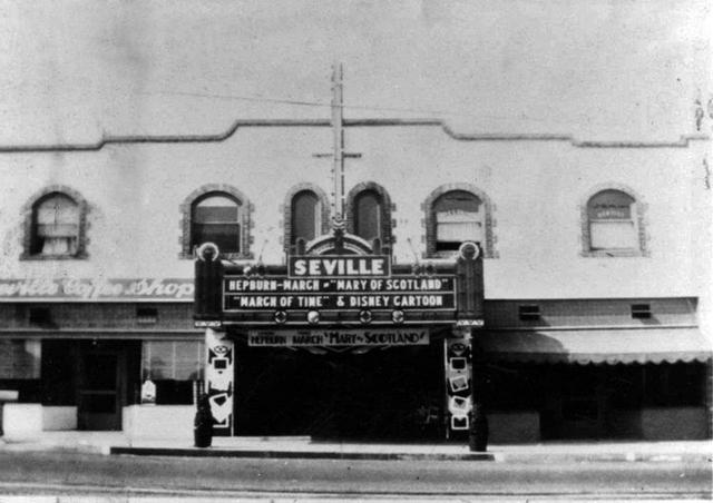 Seville Theatre