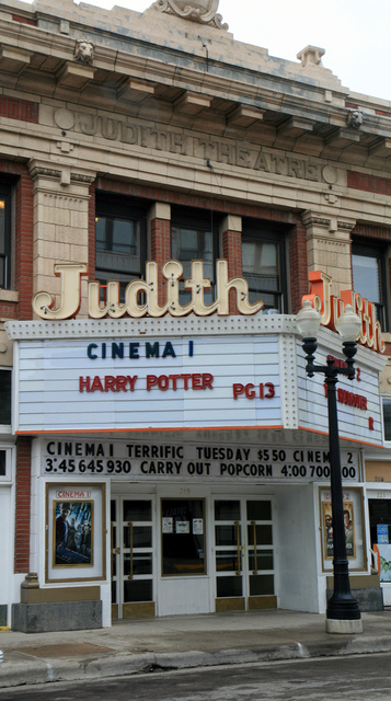 Judith Cinemas