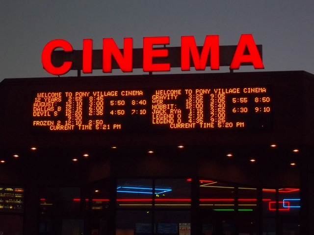 Pony Village Cinema