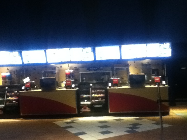 Morningside movie theatre