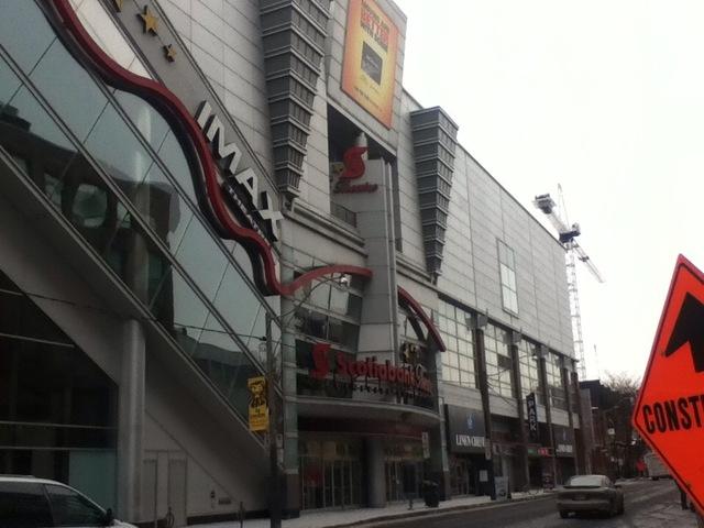 Scotiabank Theatre Toronto 2014 - Alt