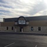 Exterior of Fritztown Cinema