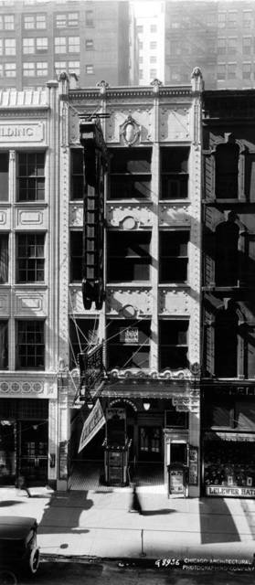 1922 photo courtesy of Chuck Edmonson.
