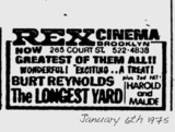 REX Cinema 1/6/1975