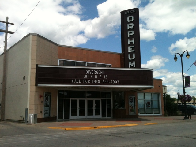 Orpheum Theater, Marshalltown, IA