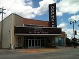 """[""""Orpheum Theater, Marshalltown, IA""""]"""