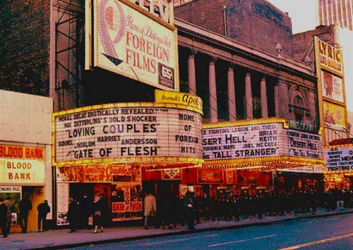 1966 Apollo marquee