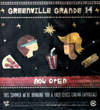 Greenville Grande Stadium 14 is open - 2007