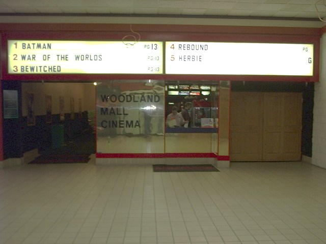 Woodland Mall Cinema 5