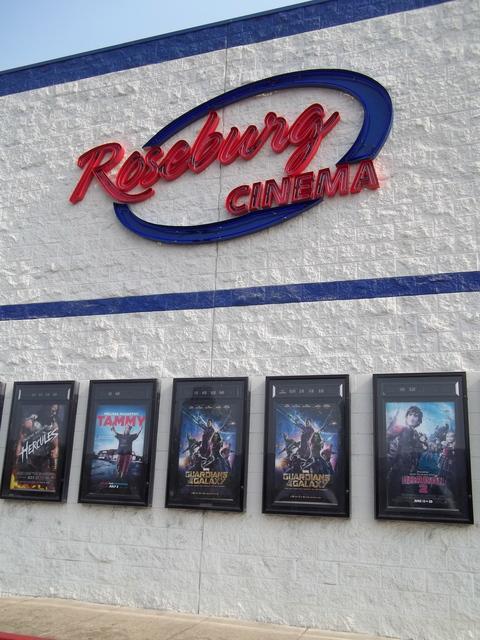 Roseburg Cinema