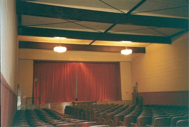 General View of Orick Auditorium