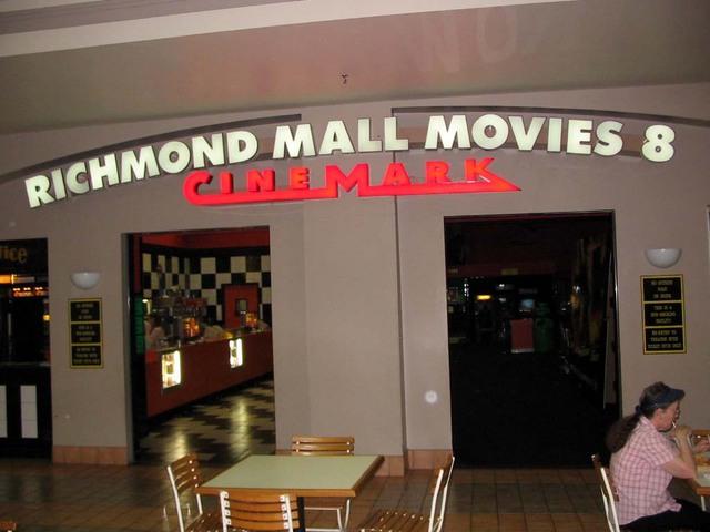 Richmond Mall Movies 8