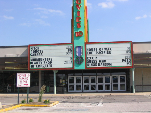 Willoughby Hills Movies 10
