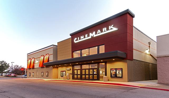 Ada ok movie theaters
