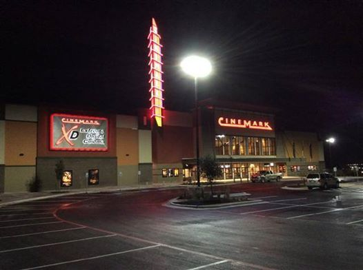 Cinemark Temple and XD