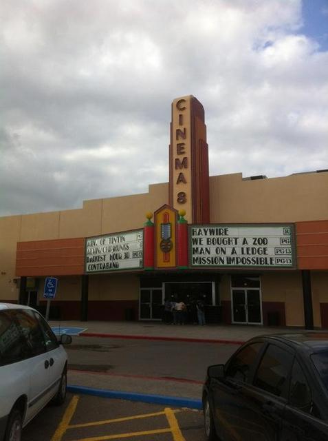 Cinemark Cinema 8