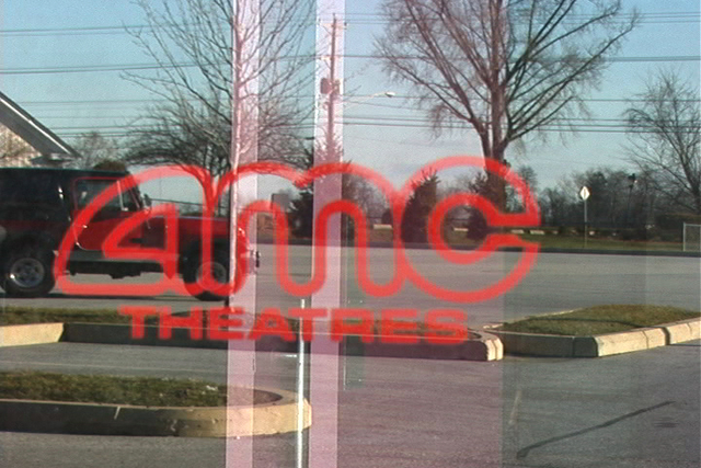 Concord Mall 2 AMC Logo detail