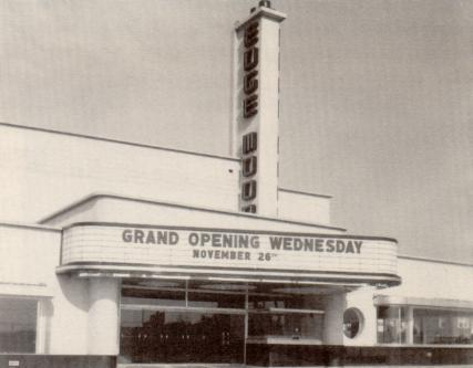 Edgemoor theater 1941