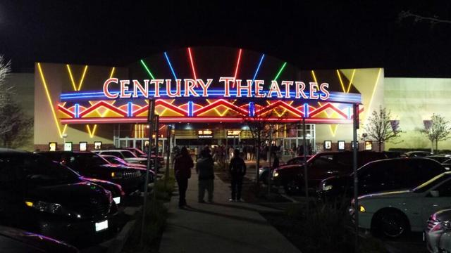 Century 16 Bayfair Mall