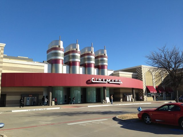 Cinemark West Plano and XD